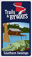 Southern Swamps Sign